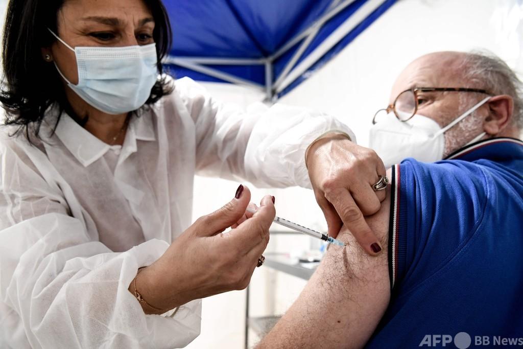 コロナ集団免疫、2021年内の達成「なし」 WHO警鐘