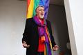 LGBTのレインボーフラッグ考案者、G・ベイカー氏死去