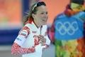 ロシア勢初メダルの女性選手、喜ぶあまり思わぬものをあらわに