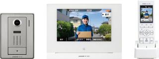 スマートフォン対応テレビドアホン「WP-24シリーズ」が新登場