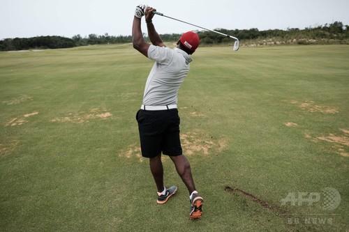 リオ五輪閉幕から数か月、「負のレガシー化」しつつあるゴルフコース