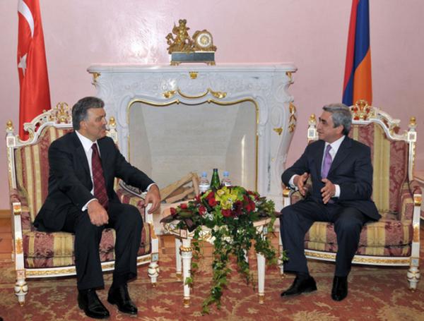 トルコとアルメニア、歴史的和解の衝撃