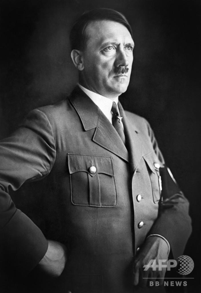 ヒトラー アドルフ