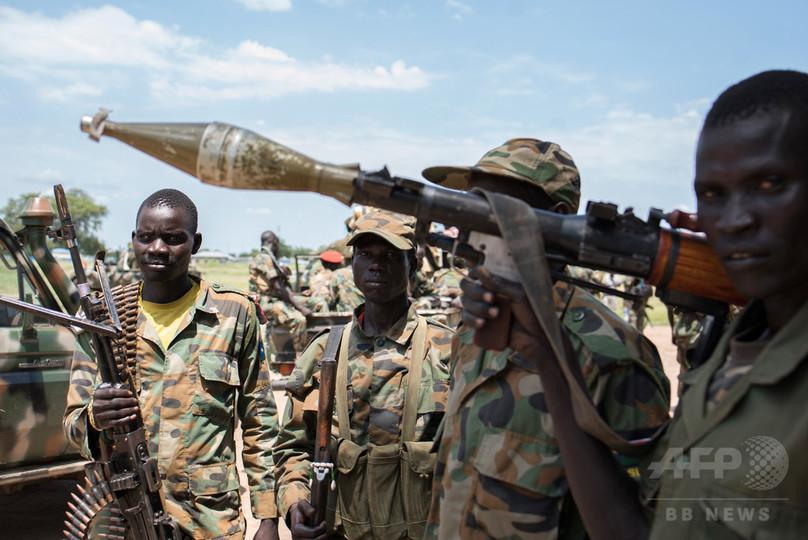 南スーダン軍中将が抗議の辞任、大統領の「民族浄化」を非難