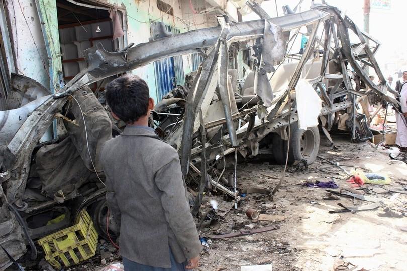 安保理、サウジ主導の空爆で「透明性ある」調査を要求