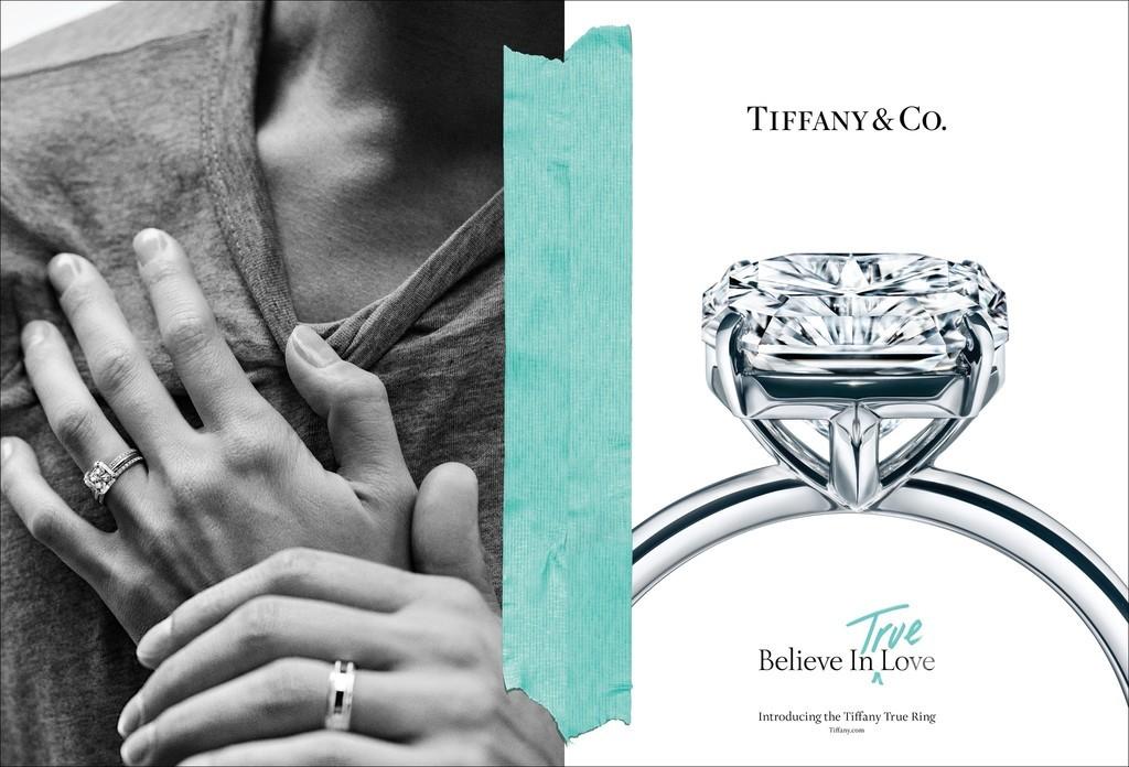 「ティファニー」真実の愛のつながりを称えるキャンペーン「Believe In Love」