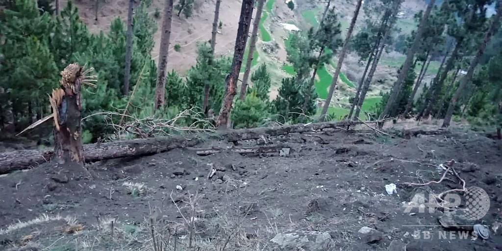 パキスタン、インドの空爆発表を否定 多数死亡は「虚偽」