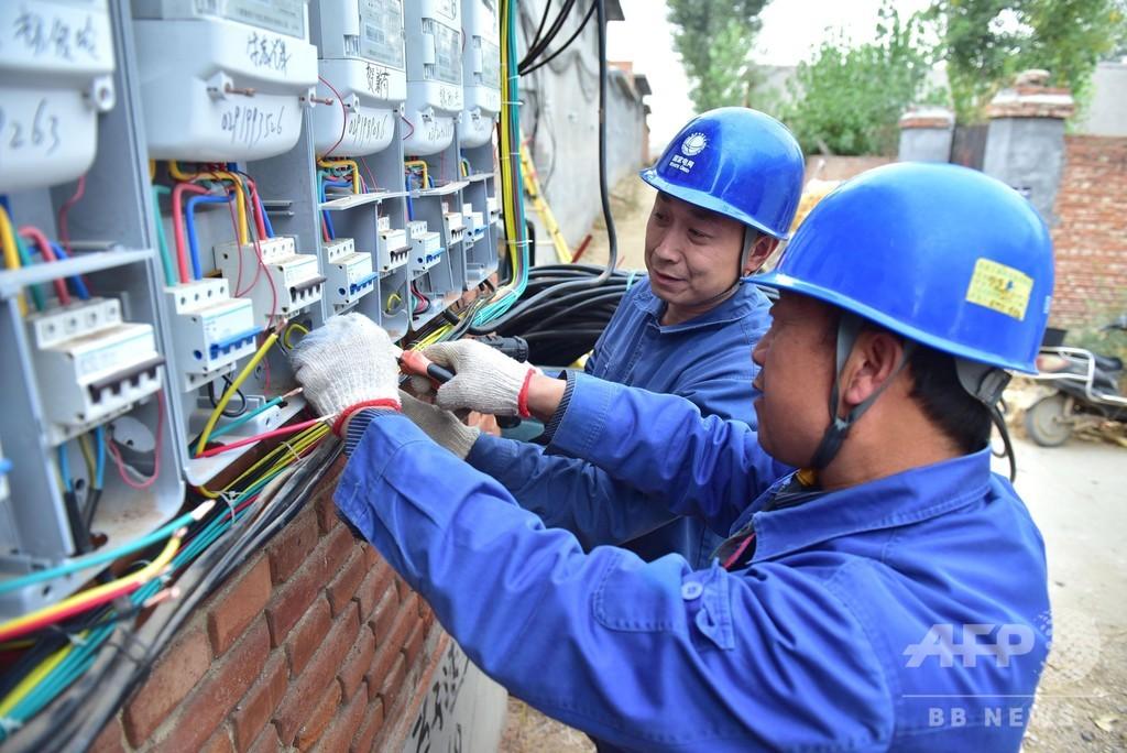 「石炭から電気へ」 北京の128万世帯が暖房を電気に切り替え