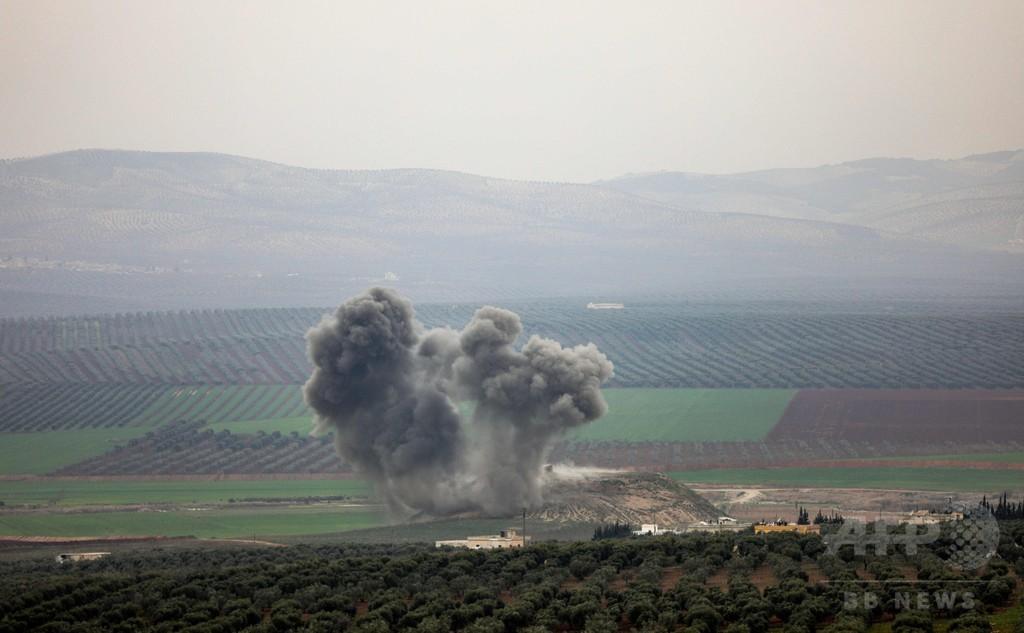 対クルド民兵「オリーブの枝」作戦、トルコ兵11人死亡 1日当たりで最多