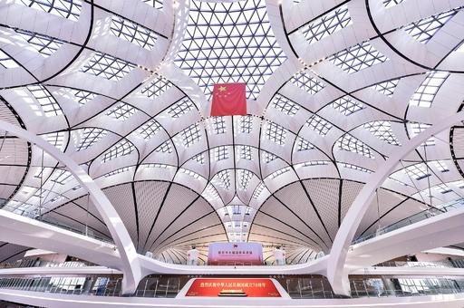 中国の新たな「玄関口」北京大興空港、経済効果への期待