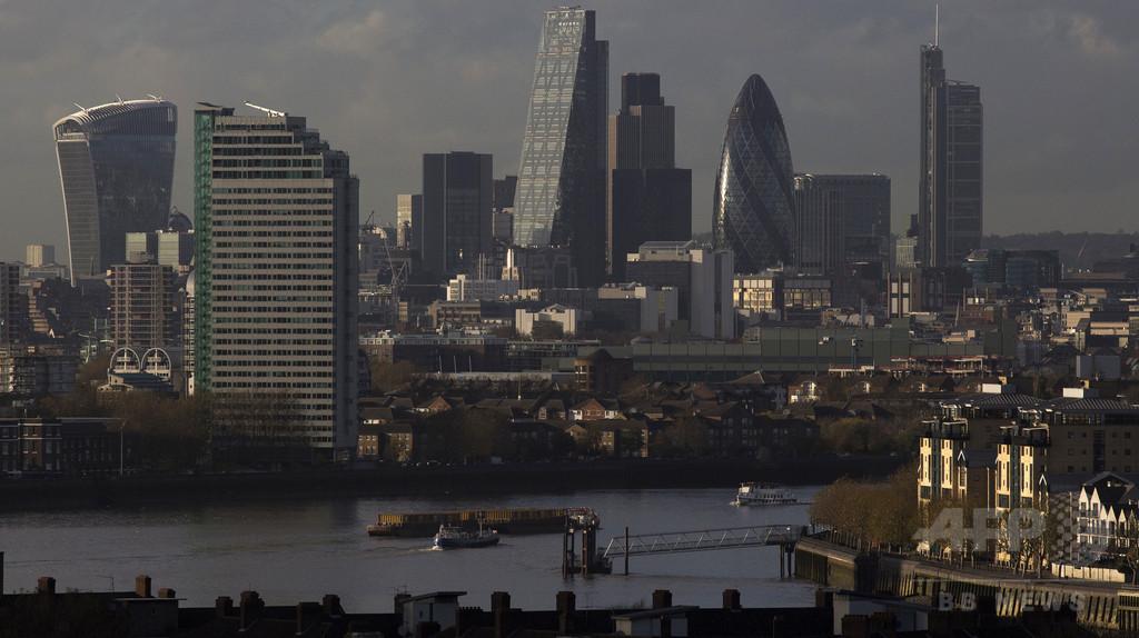 「パナマ文書」が暴いた租税回避のクモの巣、中心は英ロンドン