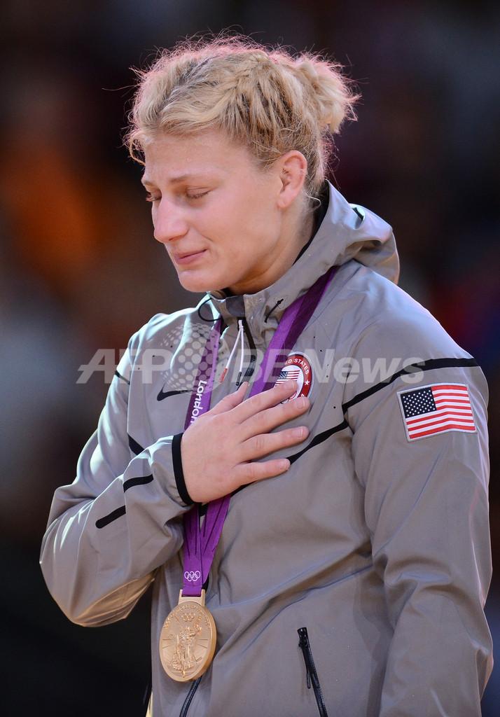 ハリソンが柔道女子78キロ級で金メダル