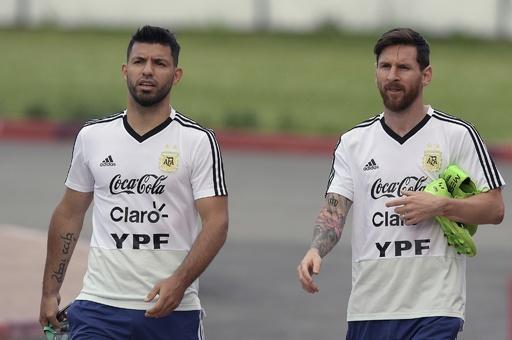 コパ・アメリカに臨むアルゼンチン代表発表、メッシやアグエロら
