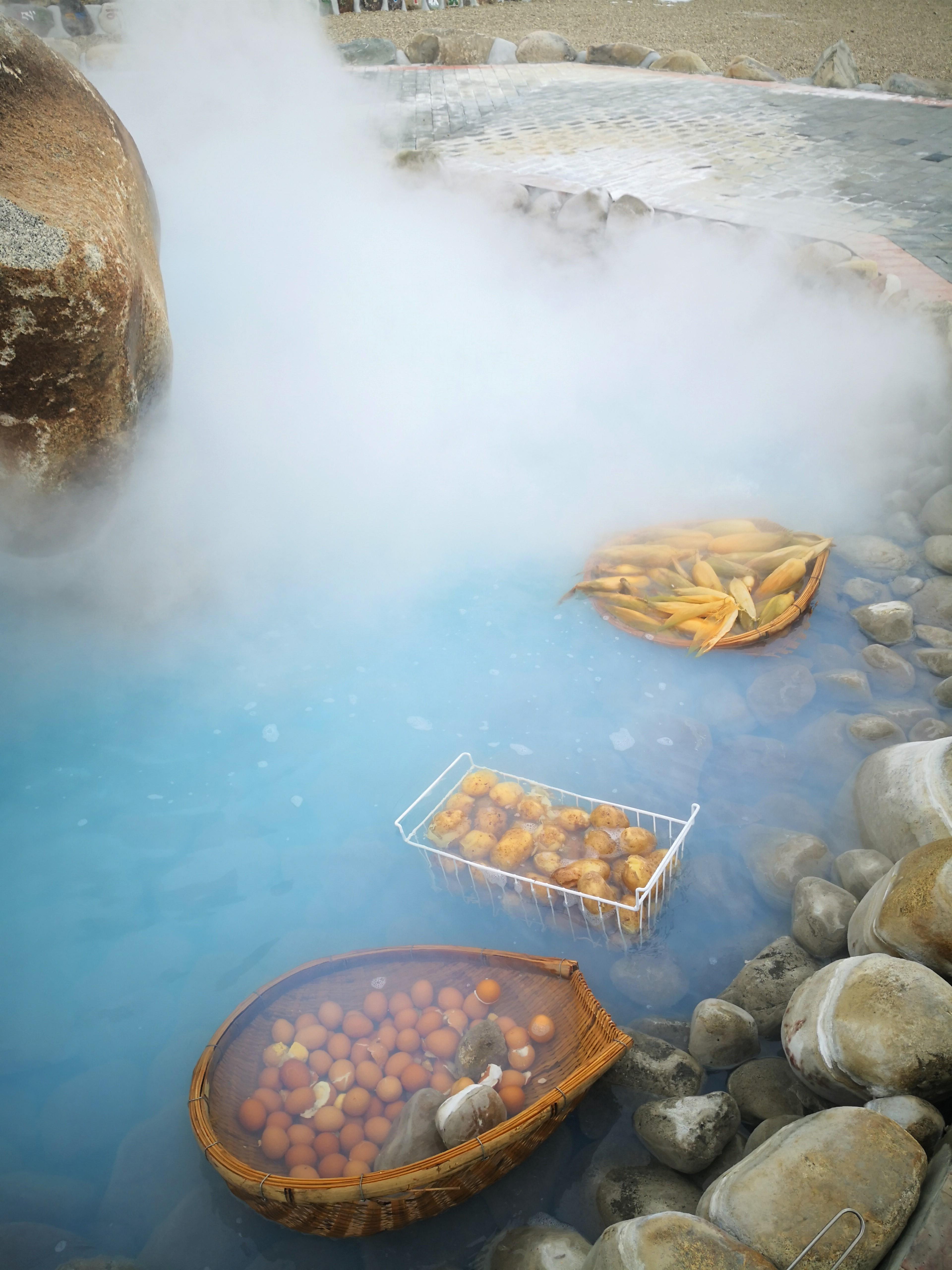 温泉の微生物6万種超 世界の160カ所を調査