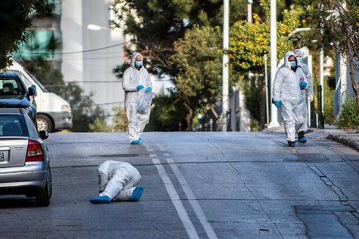 ギリシャのロシア領事館付近で手投げ弾爆発、死傷者なし 極左の犯行か