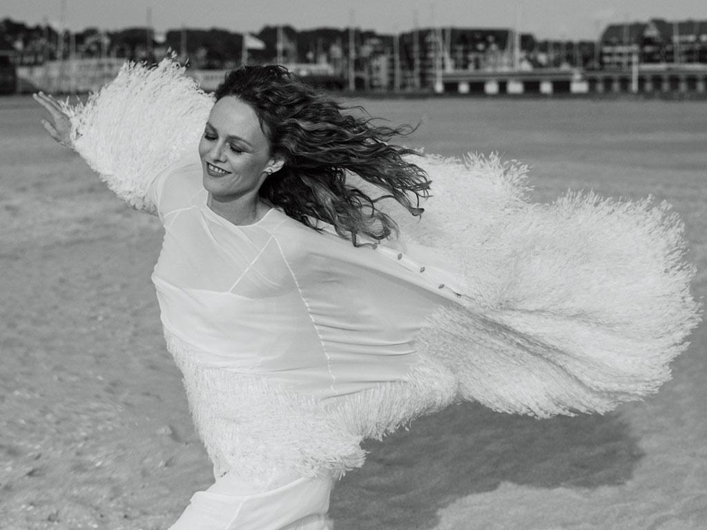 ヴァネッサ・パラディが語る映画への情熱