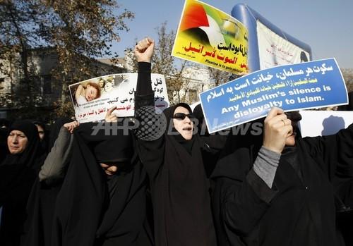 イラン、テヘランのベネトン店舗で放火 ガザ空爆に反イスラエル感情高まる