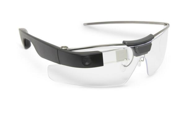 「グーグル・グラス」が復活 業務用の新モデル発表