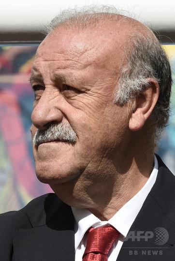 スペイン代表のデル・ボスケ監督が続投へ