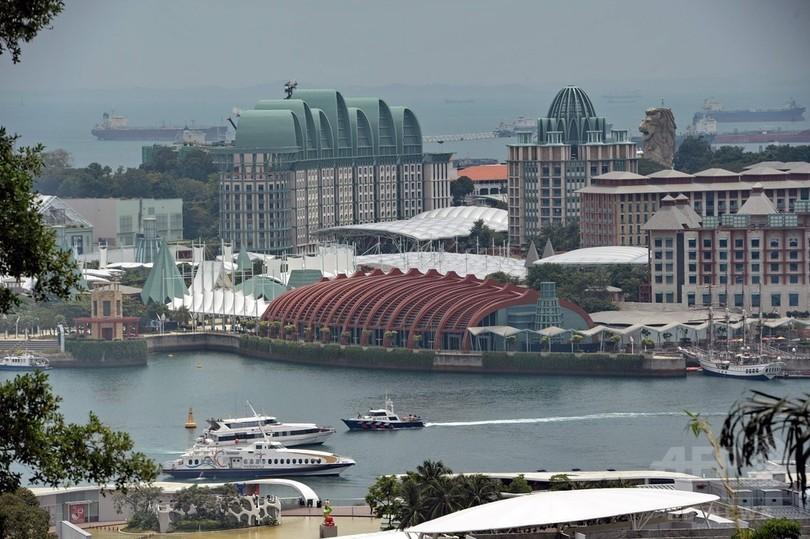 米朝首脳会談は「セントーサ島・カペラホテル」で開催 米政府発表