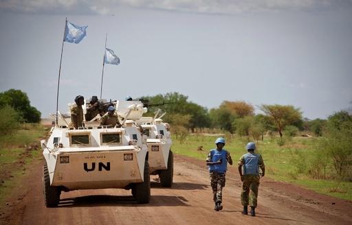 スーダンの国連基地に砲撃、平和維持要員1人死亡