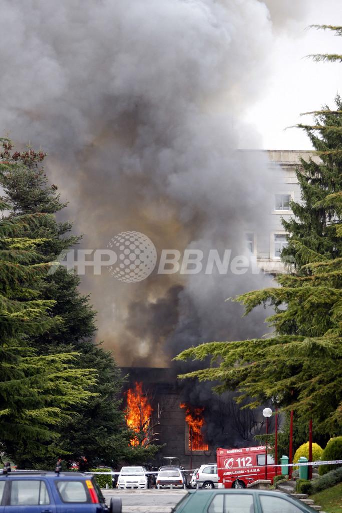 スペイン北部の大学で自動車爆弾、ETAの犯行か