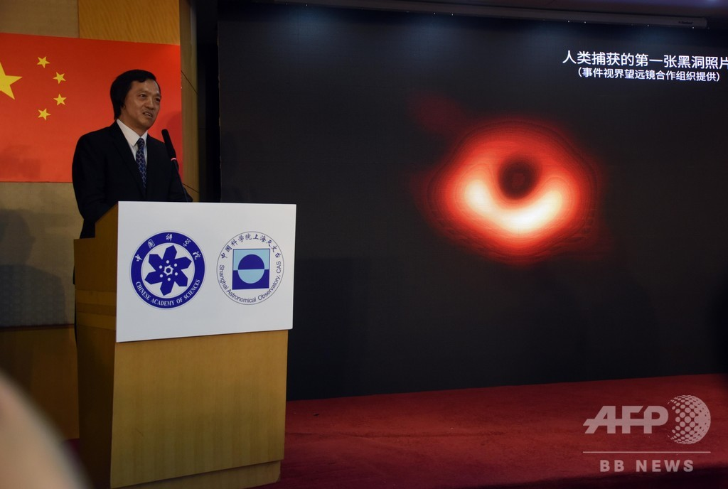 史上初「ブラックホール」写真で火が付いた、「視覚中国」の写真版権問題