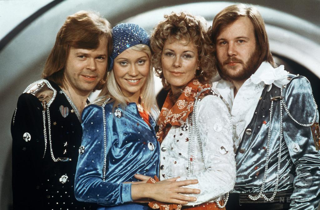 ABBAが「アバター」で今秋復活、デジタル技術で再現
