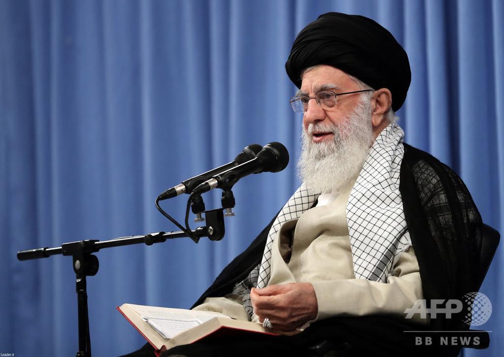 イラン最高指導者、米国との交渉の可能性を排除