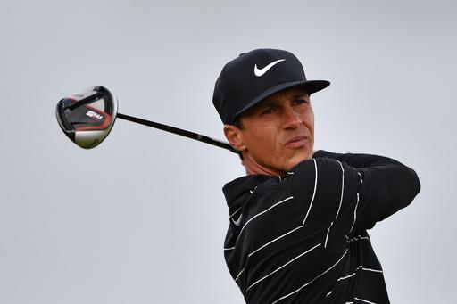 男子ゴルフスター選手、性的暴行で訴追 欧州ツアー出場停止に