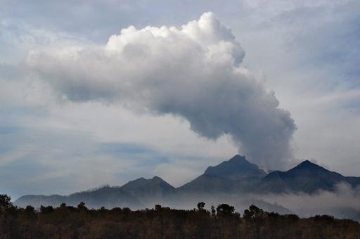 火山噴火、人為的温暖化の「減速」に一部貢献か 研究