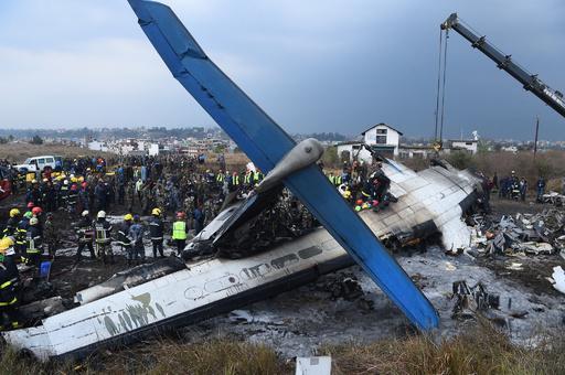 18年の航空機事故死者556人 前年比激増、長期的には安全向上続く