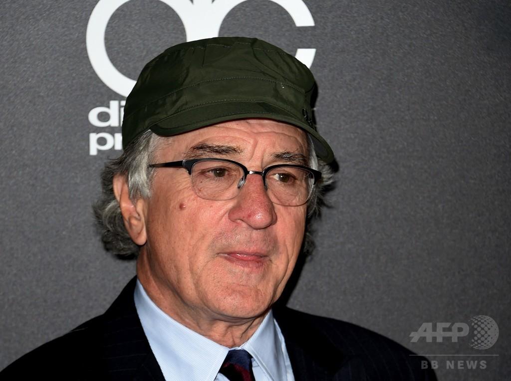 「反ワクチン」映画、米映画祭から取り下げに デ・ニーロ氏発表