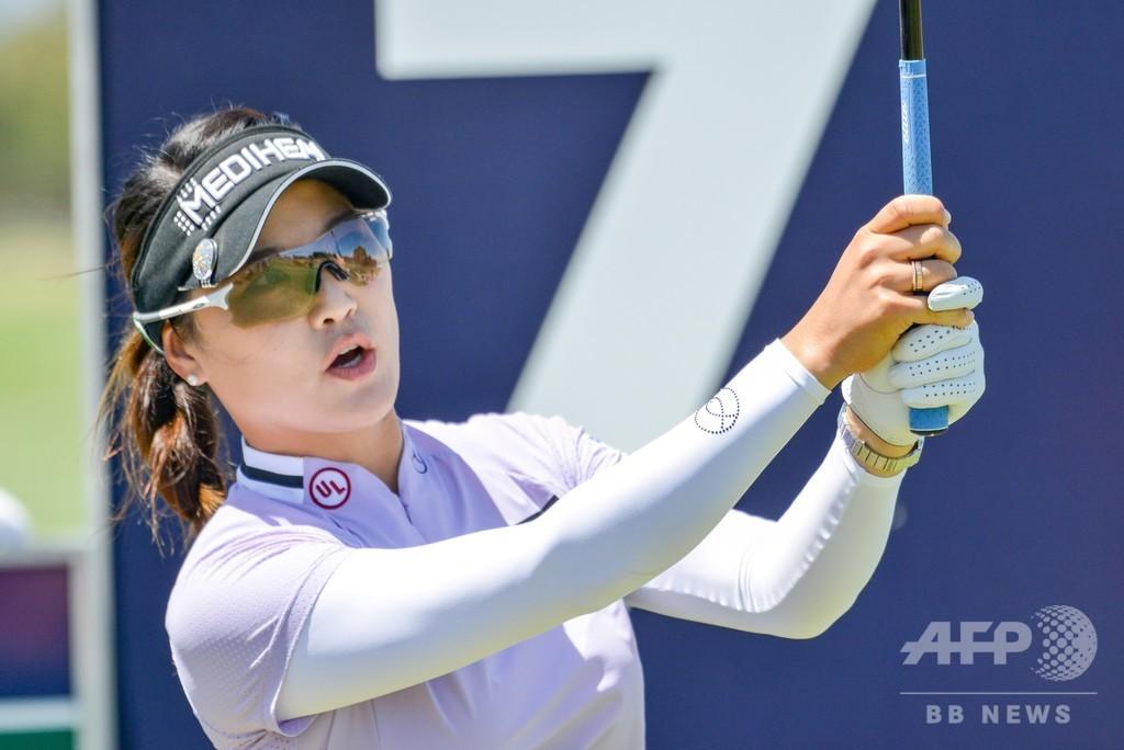 優勝賞金全額を寄付 女子ゴルフ元世界1位の柳、新型コロナ支援で