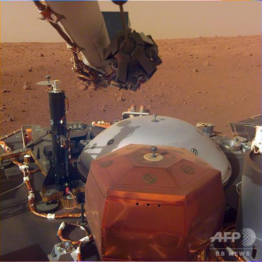人類にとって初耳、NASAの火星探査機が火星の風の音を捉える