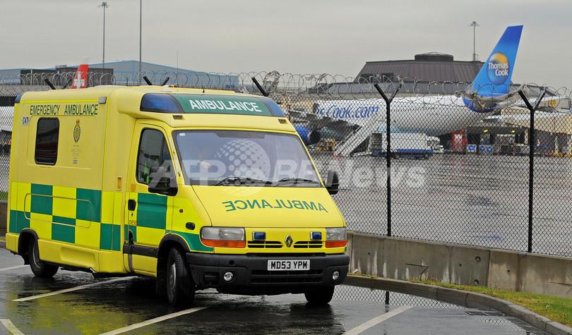 英救急医療、救急車の改造費用かさむ 肥満増で