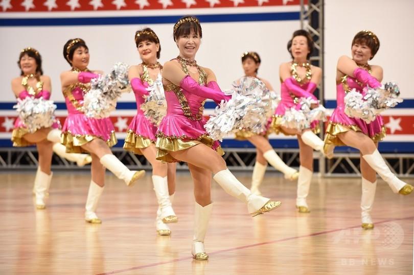 平均年齢は70歳、日本のシニアチアチーム「心も体も生き生き」