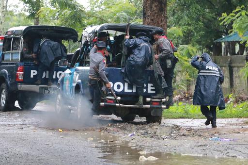 ミャンマー武装組織がフェリー襲撃、兵士や警官ら40人超を拉致 西部ラカイン州