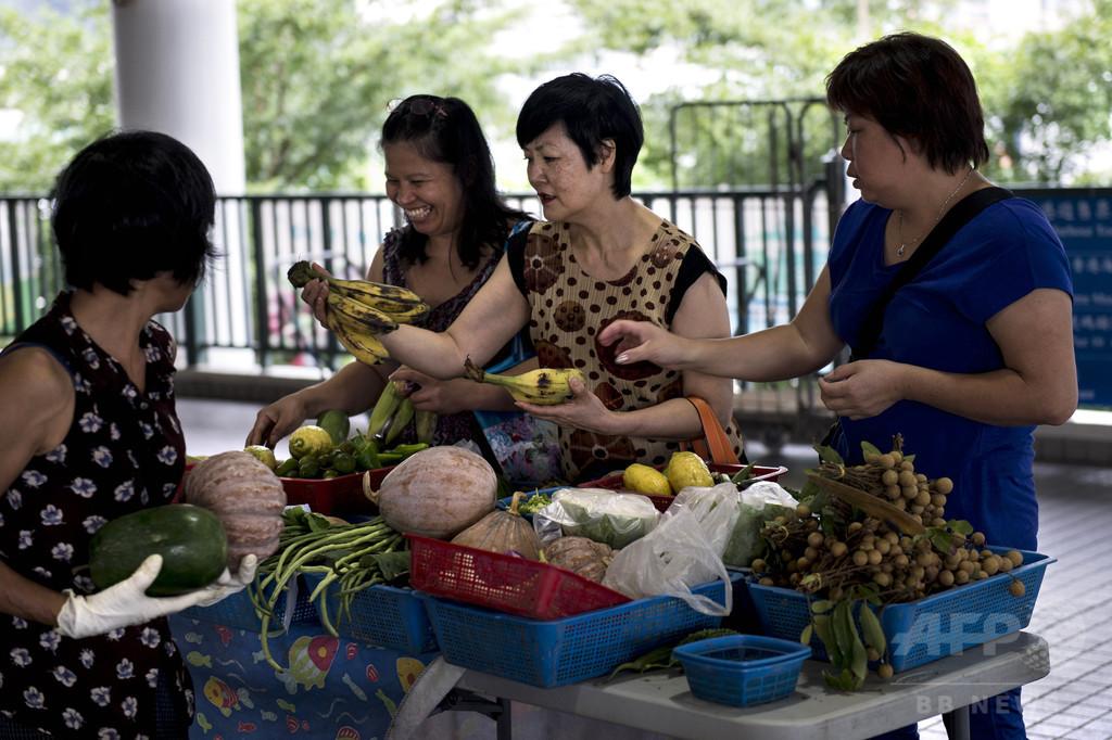 香港で農業回帰、食の安全めぐる懸念で