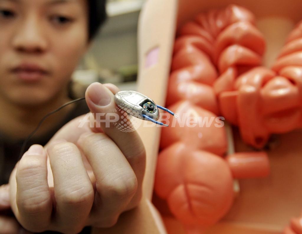 立命館大学の研究グループ、ガン細胞を除去できる医療ロボットを開発 - 滋賀