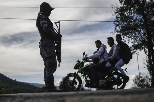 メキシコ先住民の環境抵抗運動、麻薬組織から土地奪還 「ごみゼロ」へ
