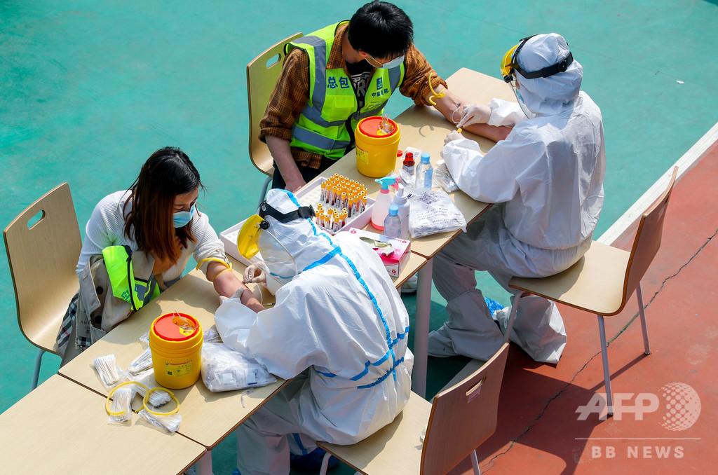 武漢市全域で「十日間の闘い」始まる、全市民に核酸検査を実施