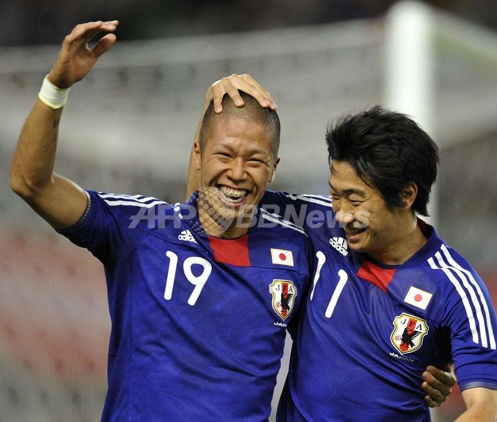 日本代表、森本の2得点でグアテマラに勝利