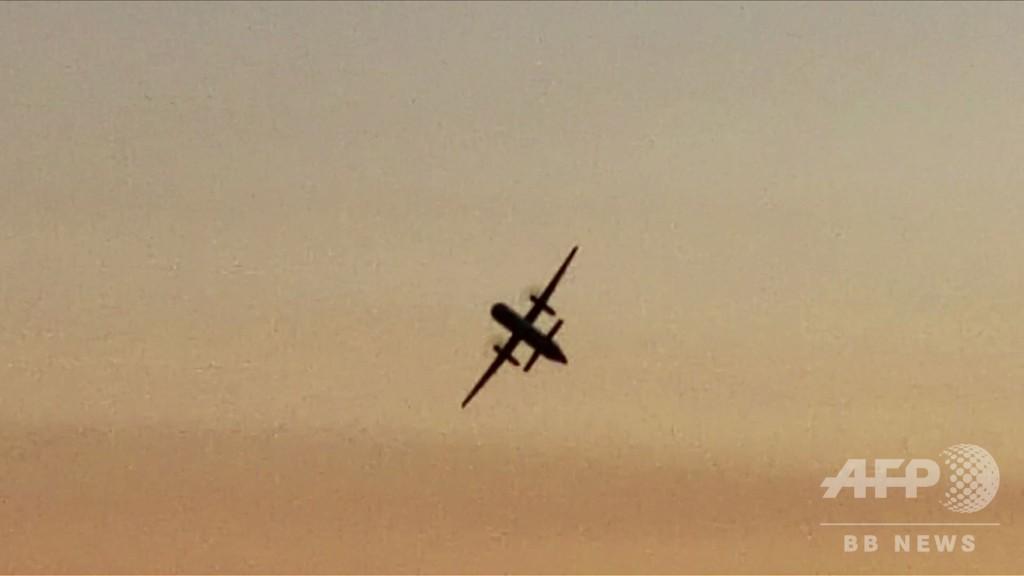 航空機を盗み墜落させた男は地上支援業務スタッフ、自身の行為に「謝りたい」と交信
