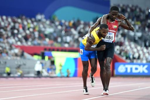 【写真特集】AFPが選んだ2019年スポーツのベストショット