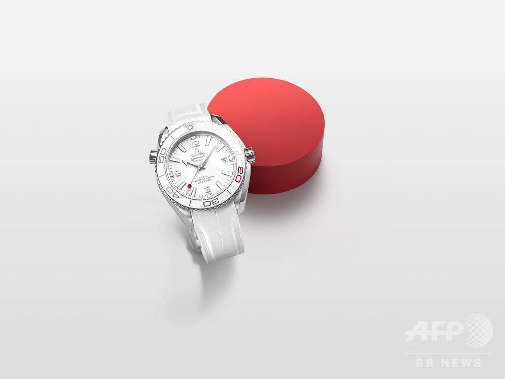 「オメガ」東京2020オリンピックに向け限定モデル発売