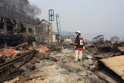 国際人道支援セミナーの開催  -東日本大震災の経験から:より良い国際支援の担い手を目指して-