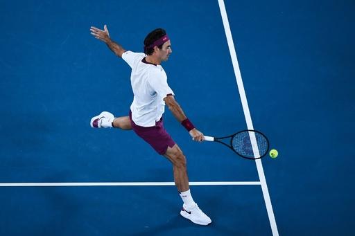 【写真特集】AFPが選んだ全豪オープンテニス2020の「TOPSHOT」