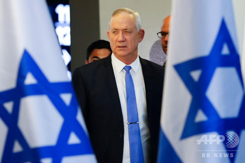 イスラエル、野党ガンツ氏も組閣断念  3度目総選挙の可能性高まる