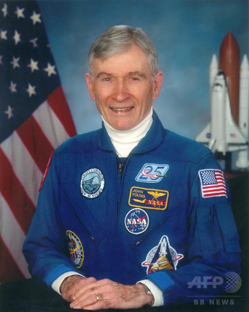 ジョン・ヤング氏死去、87歳 ジェミニ・アポロ・スペースシャトルで6回宇宙へ